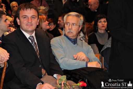 Škorić i Ivanišević na tribini Judith Riesman u Splitu